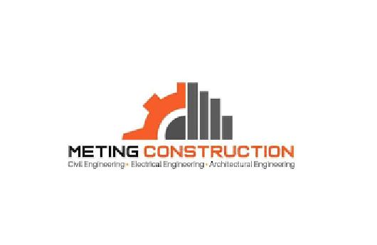 Meting Construction Logo