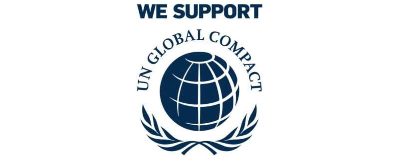 We Support UN Global Compact as ENKA Sustainability Team.
