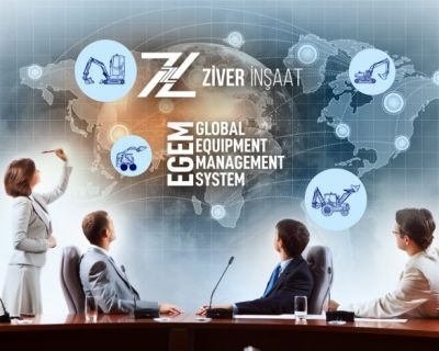 Ziver Construction is One of Happy Clients Which We Provided Solutions in Equipment Management with EGEM