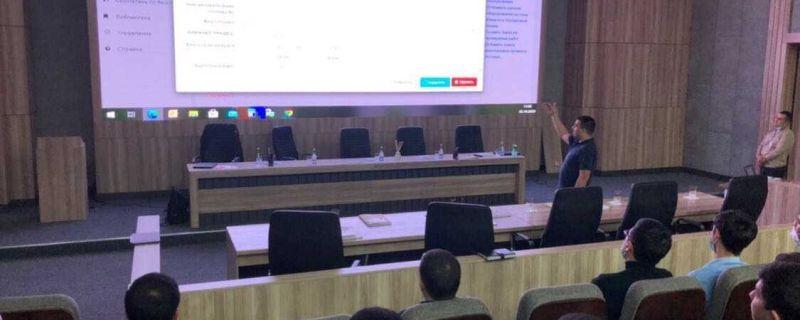 We have given EGEM Demo Presentation to Akfa Group TLC at Uzbekistan.